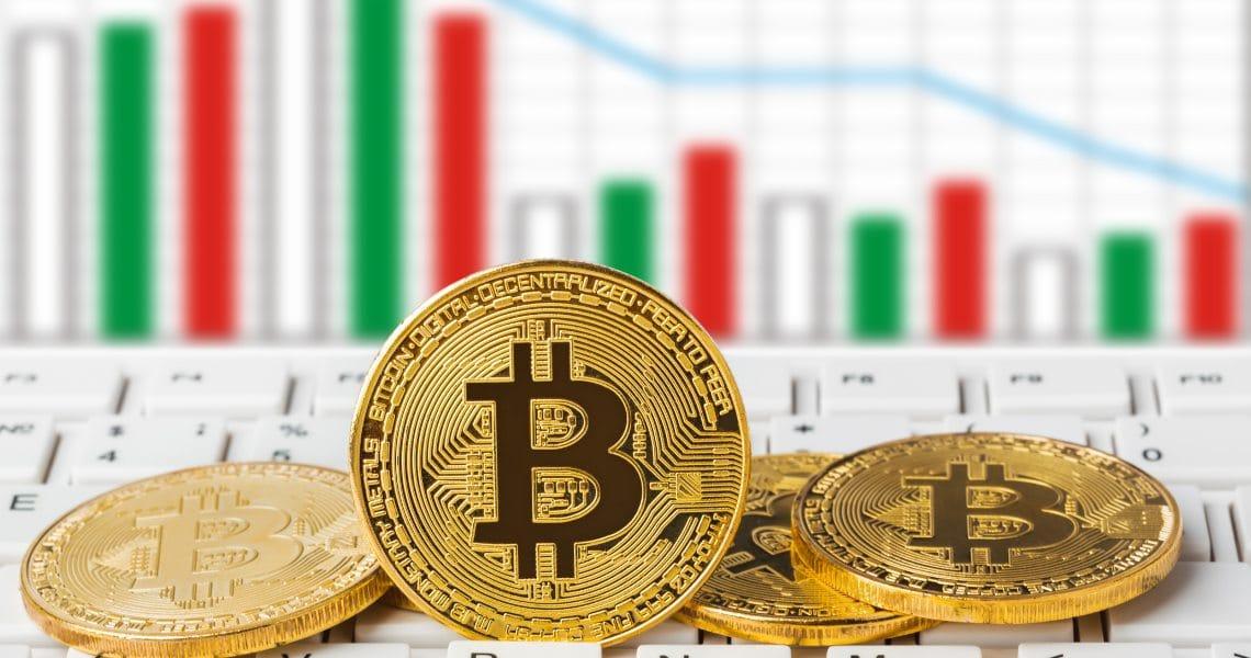 Bitcoin: high volatility for BTC