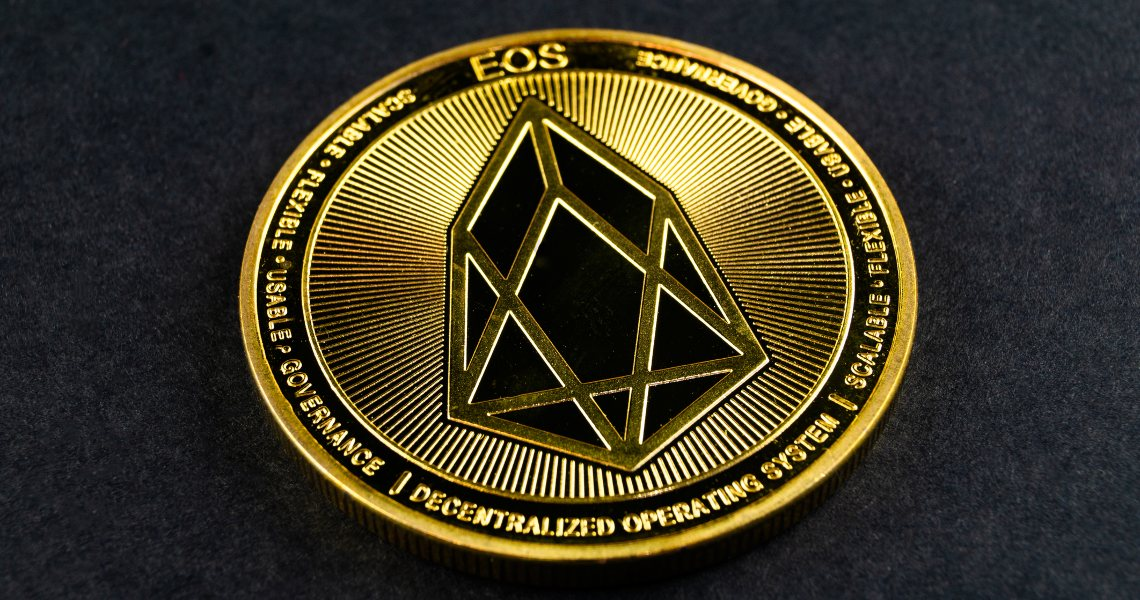 DeFi: EOS second in the standings