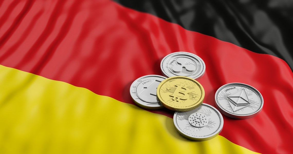 In Germany crypto assets are financial instruments