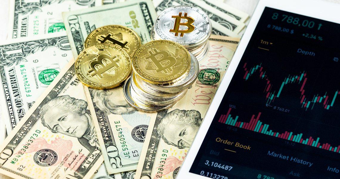 Quantitative easing Bitcoin