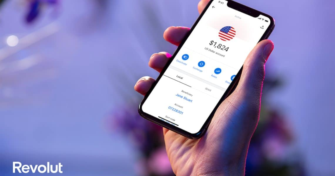 Revolut: the financial app arrives in the US