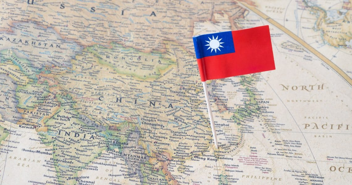 Blockchain top priority in Taiwan