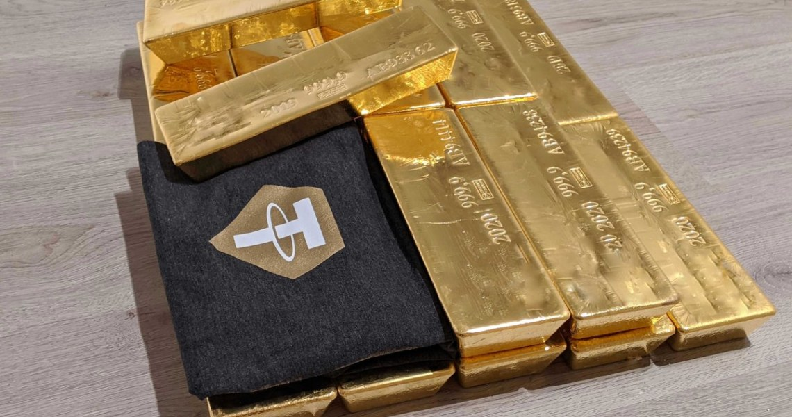 Tether Gold: the main token linked to the precious metal