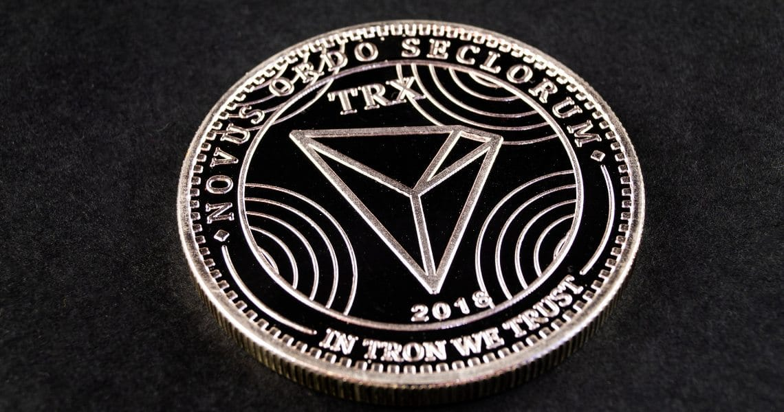 Tron USDJ Stablecoin officialized