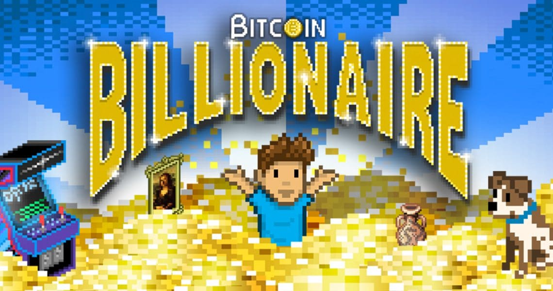 The crypto world in Bitcoin Billionaire: game review