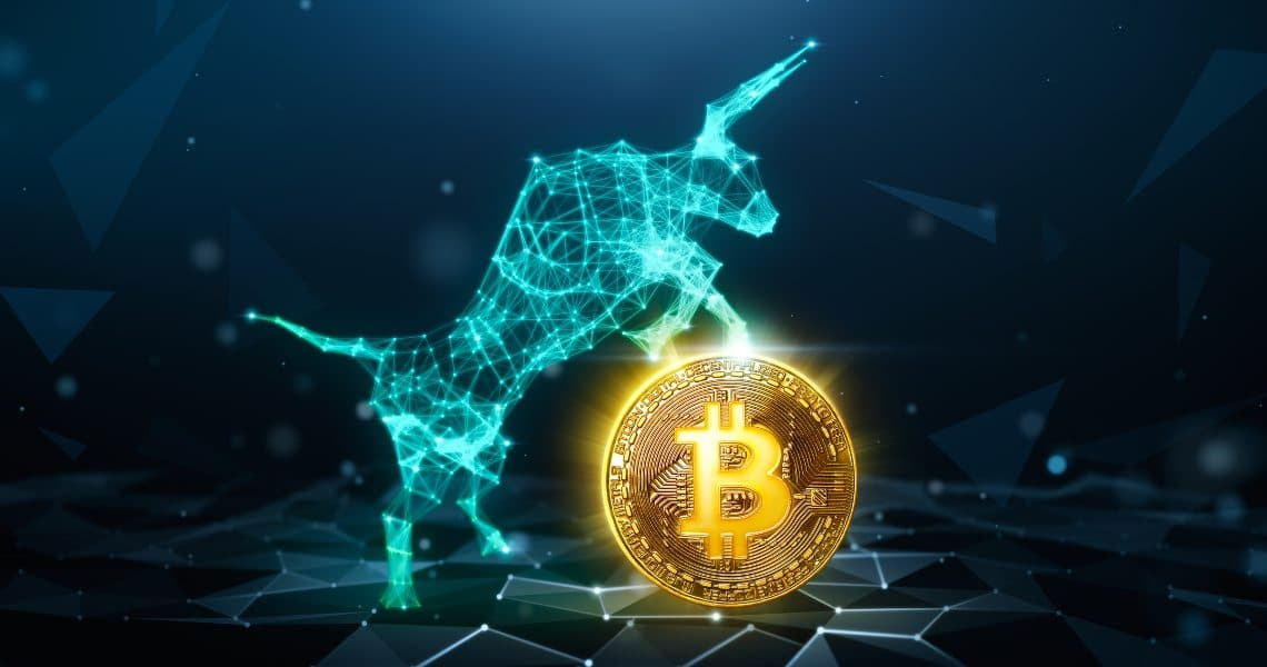 How are the Bitcoin halving of 2020 and the bull run correlated?
