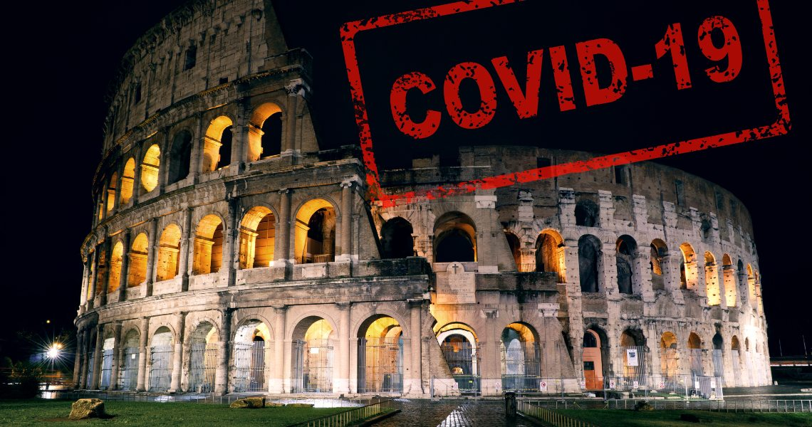 Italy: blockchain against COVID-19