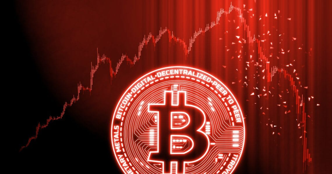 Cryptocurrencies return to period lows