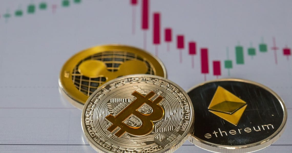 Cryptocurrencies: March 2020 closes in negative