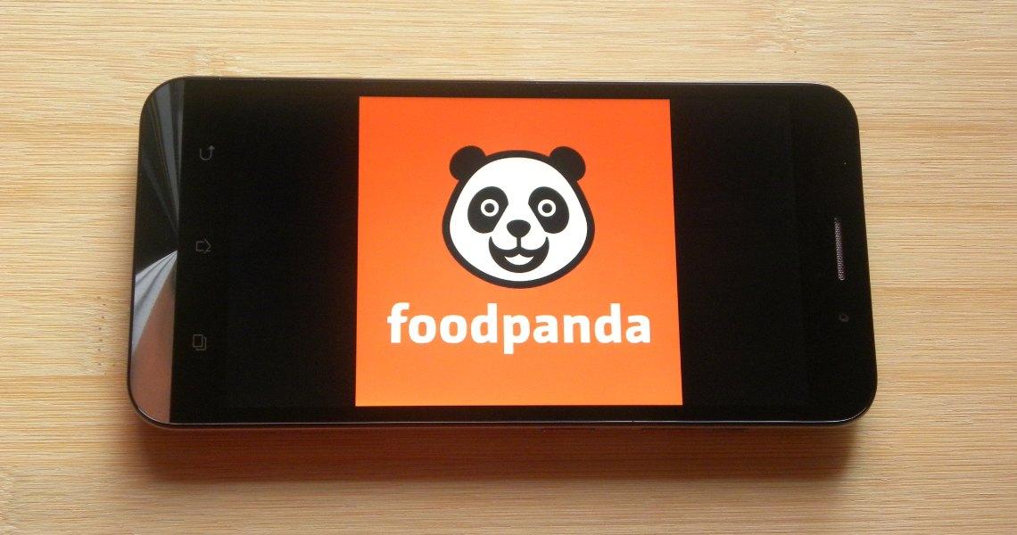 Aqilliz blockchain: online shopping (DOOH) is done with Foodpanda