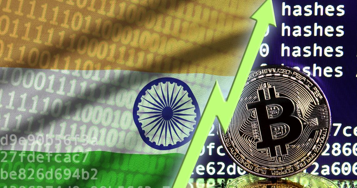 Indian investments in the crypto sector are increasing