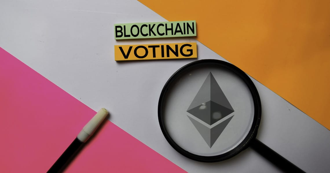 Ethereum: high-tech app for voting systems is here
