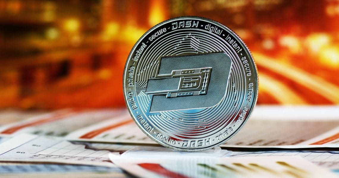 Dash: excellent performance for the crypto in 2020