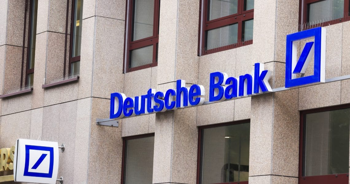 Deutsche Bank in favour of digital currencies