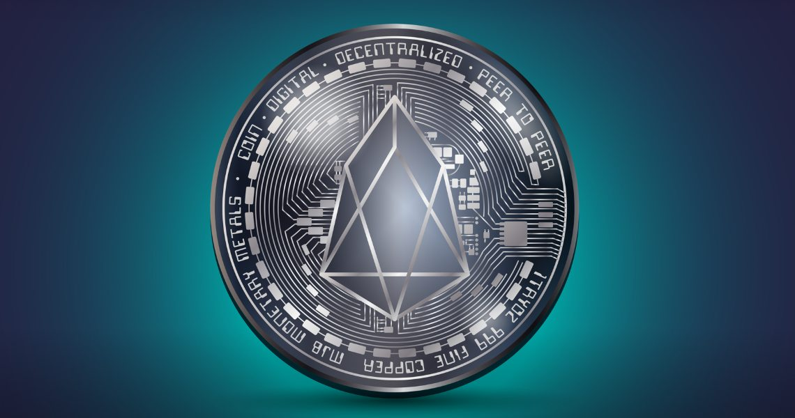 EOS: the blockchain meets Brian Armstrong's development requirements