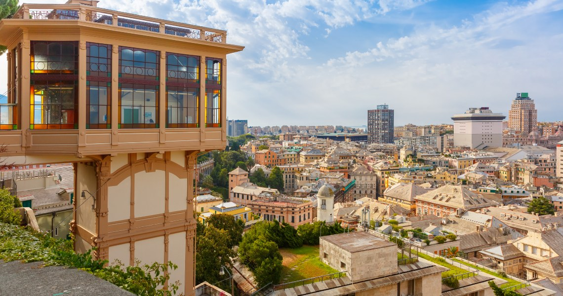 How to buy Bitcoin in Genoa, Italy, with the new crypto ATM