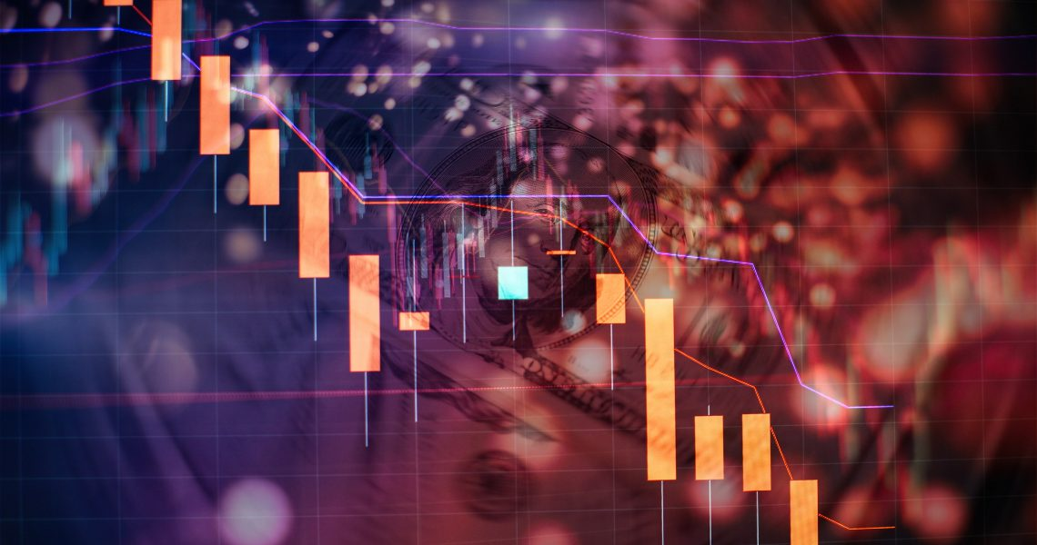 Profit taking prevails, cryptocurrencies in negative