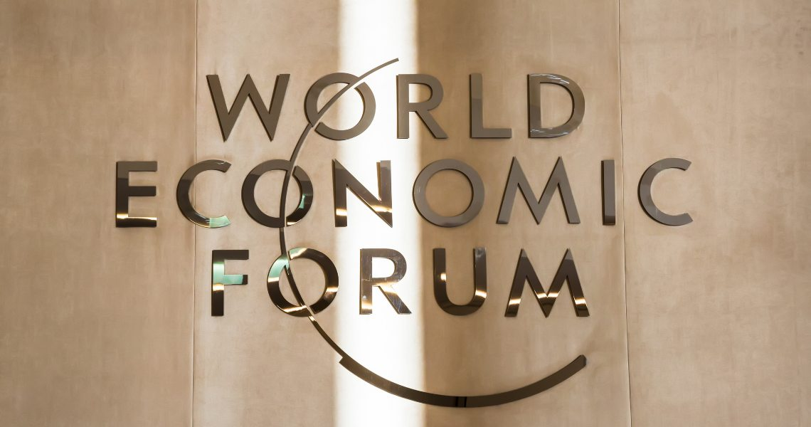 World Economic Forum promotes blockchain technology