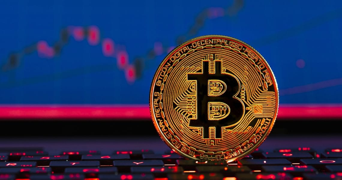 Big jump for Bitcoin: BTC up 5%