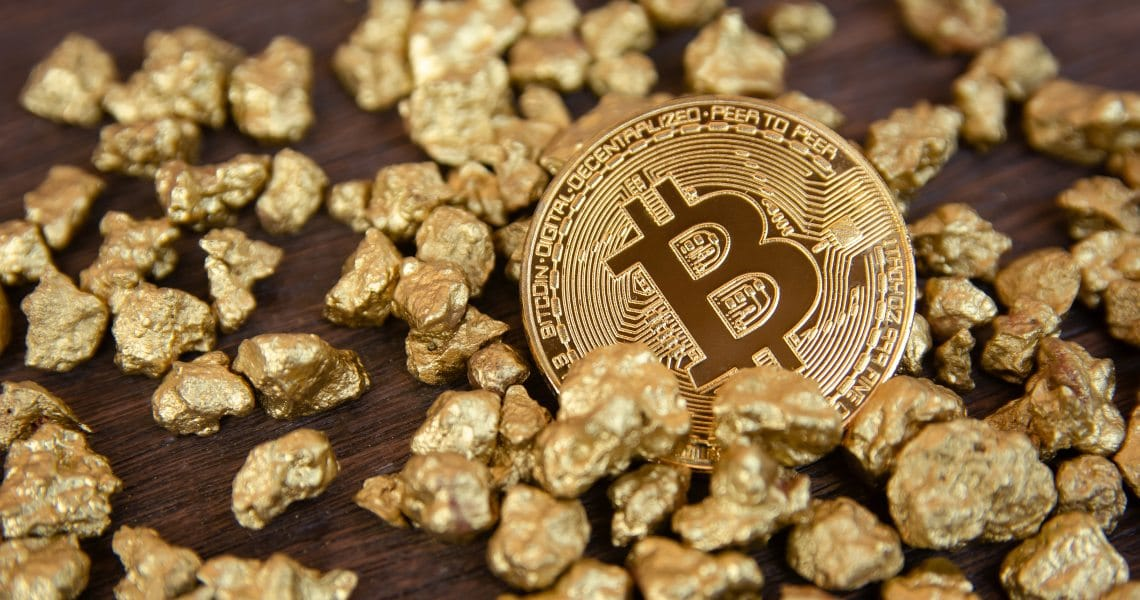 "SEBA Bank: ""Bitcoin price is correlated with gold"""