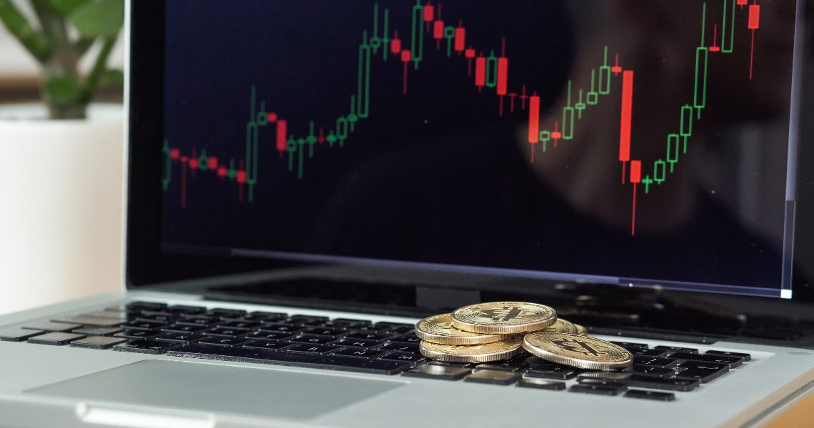 Bitcoin: the price after halving according to TradingView