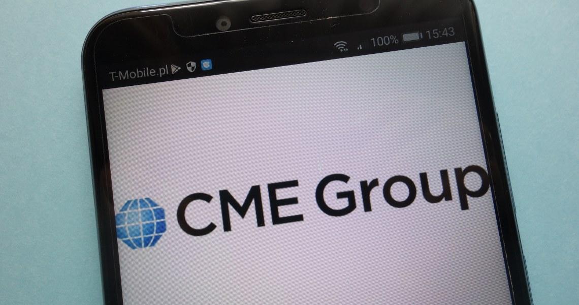 CME Bitcoin futures: volumes explode