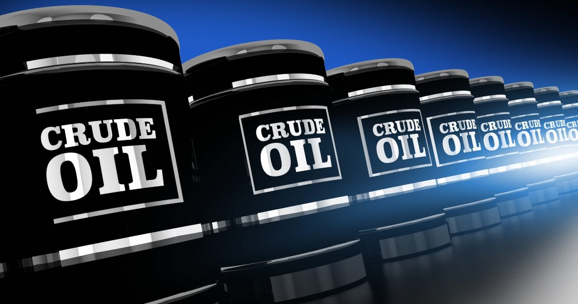 cryptocurrency oil and gas