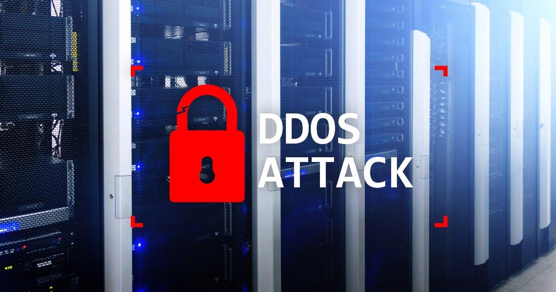 Binance under DDoS attack