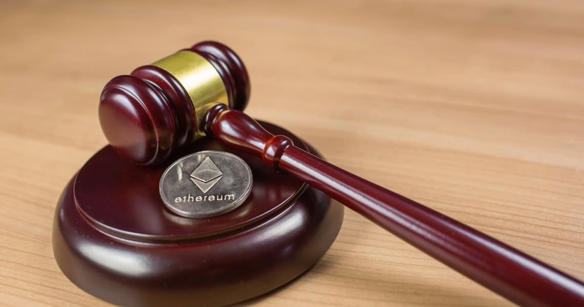 Chinese court recognizes Ethereum as a property asset