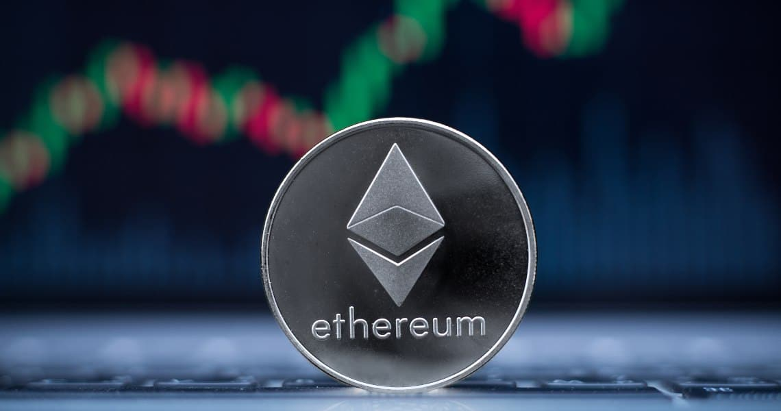Ethereum: trading volumes up today