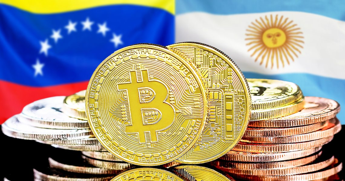 LocalBitcoins: new all-time highs in Argentina and Venezuela