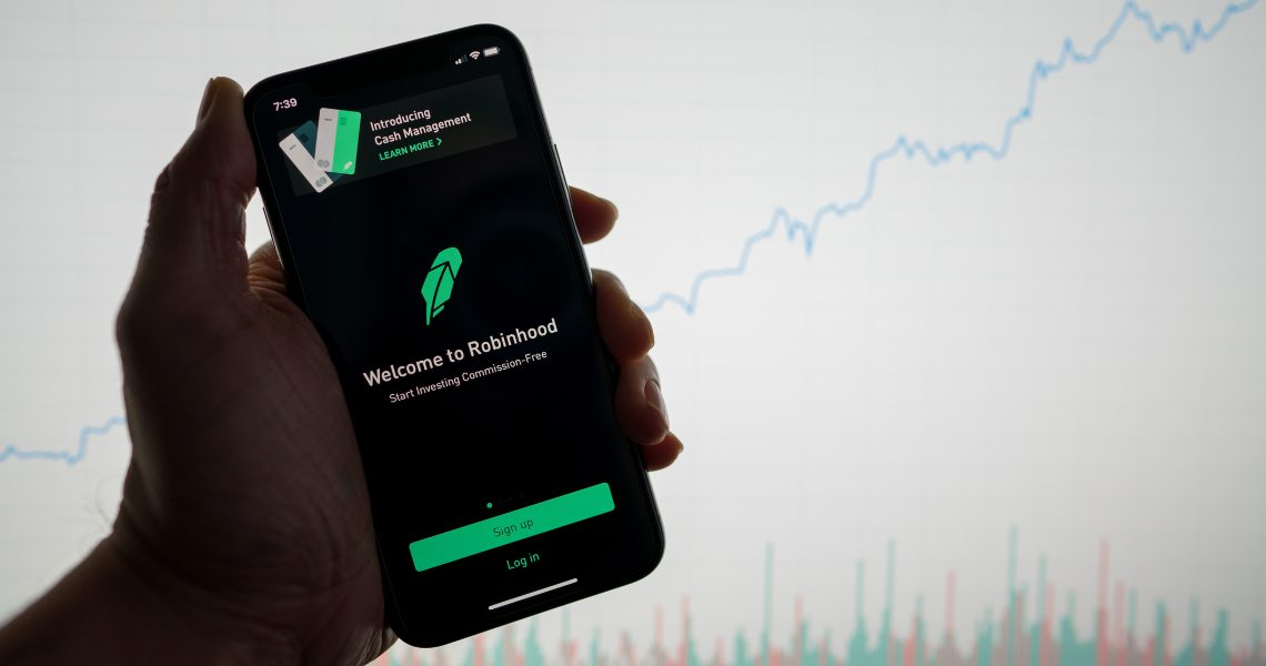 How does Robinhood work and why it is in the top 10 fintech US