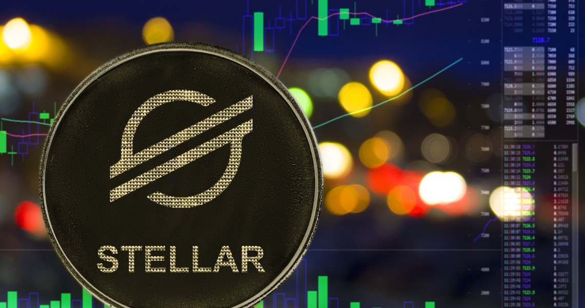 Stellar, the price of XLM flies +60%