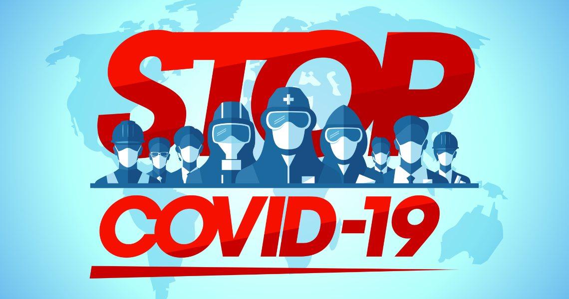 Ethereum: Stop COVID-19 Virtual Hackathon