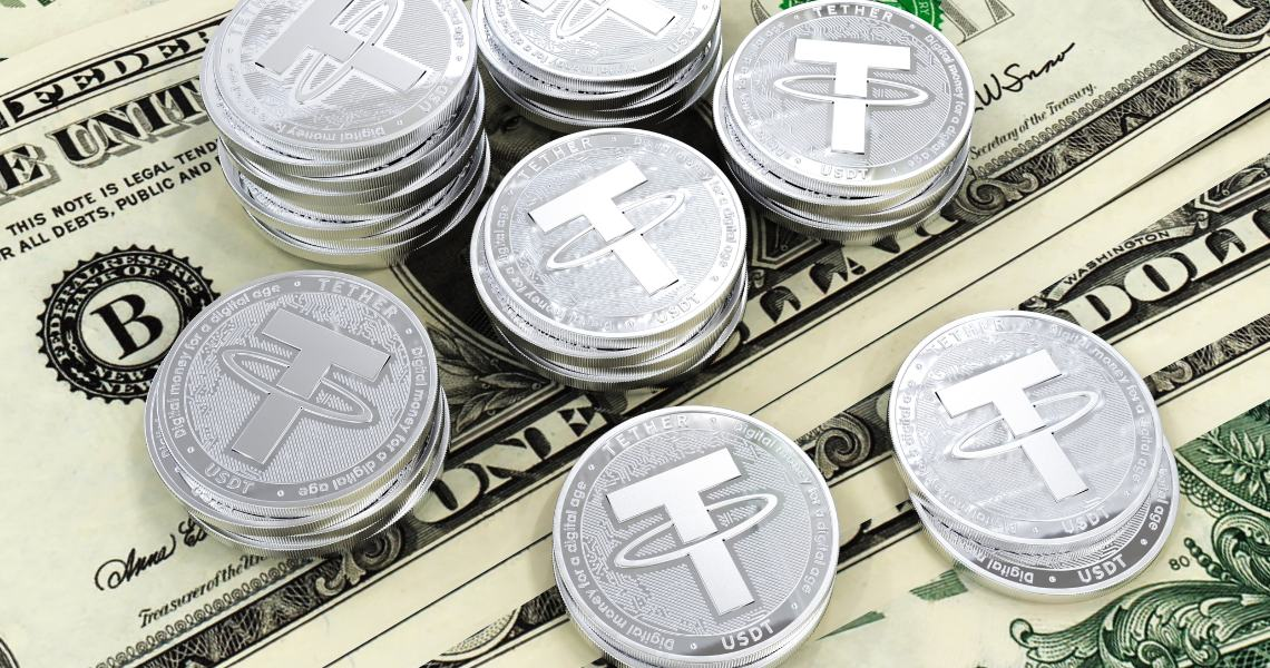 Tether as a vital part for DeFi