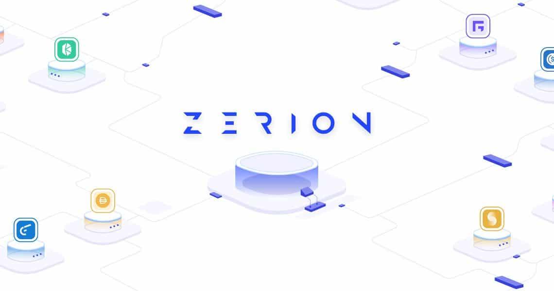 Zerion defi