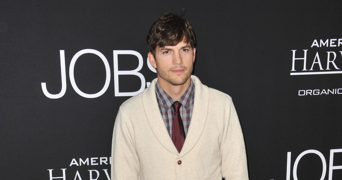 Ashton Kutcher opts for an investment in Bitcoin