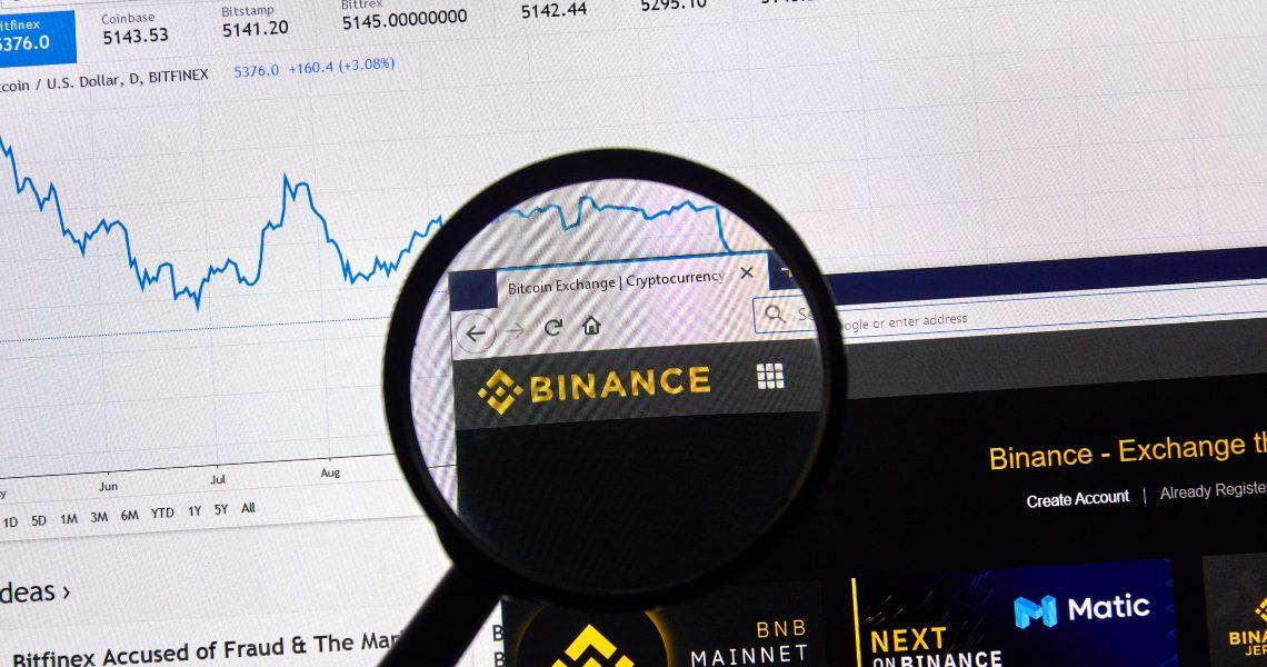 Binance removes over 13 billion TRON (TRX)