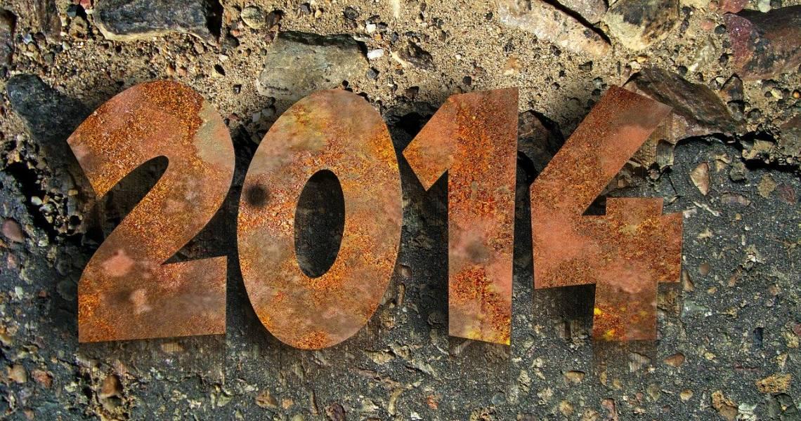 Crypto market cap in 2014