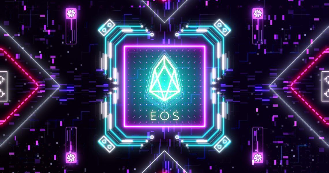 Certificates arrive on the EOS blockchain