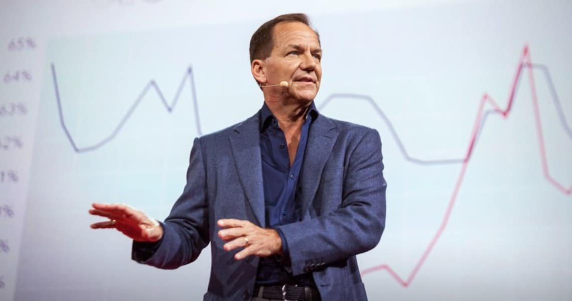 Paul Tudor Jones is buying bitcoin