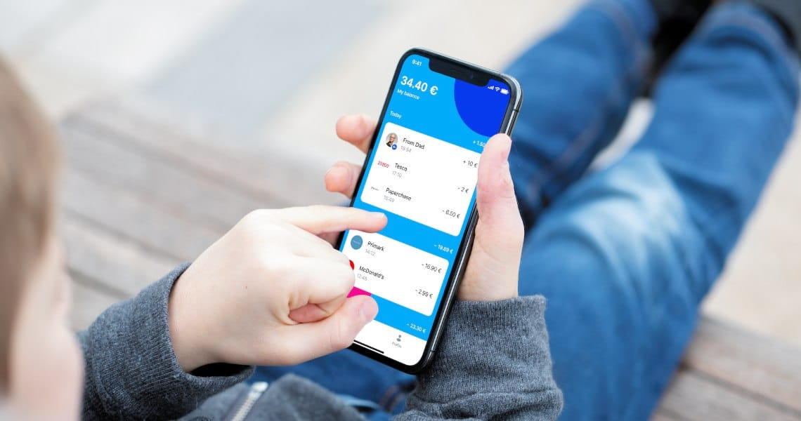 Revolut launches the Junior version of its app
