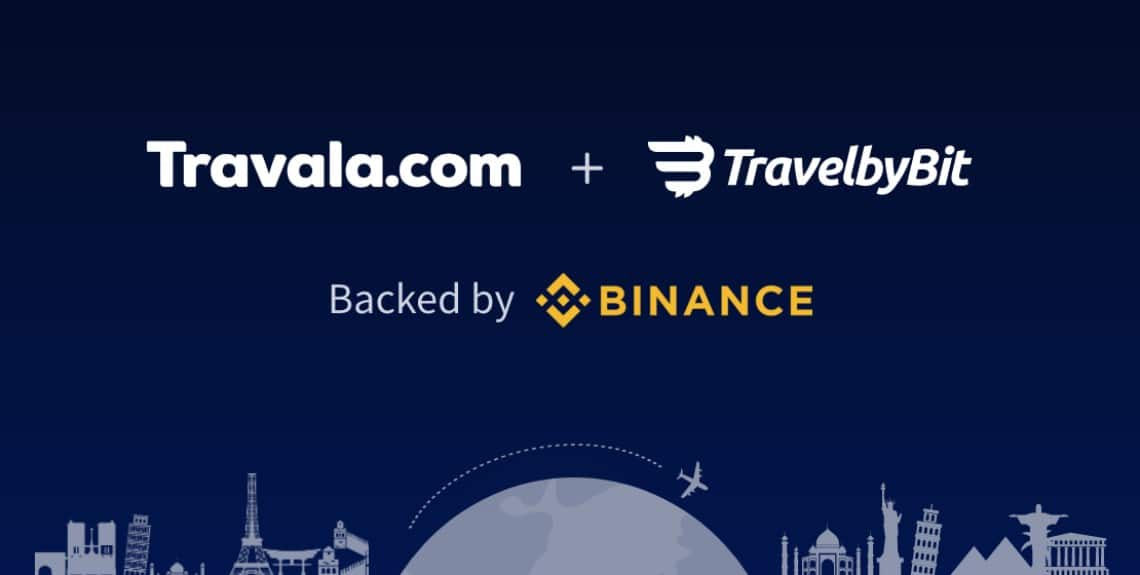 Travala and TravelbyBit together for crypto travel
