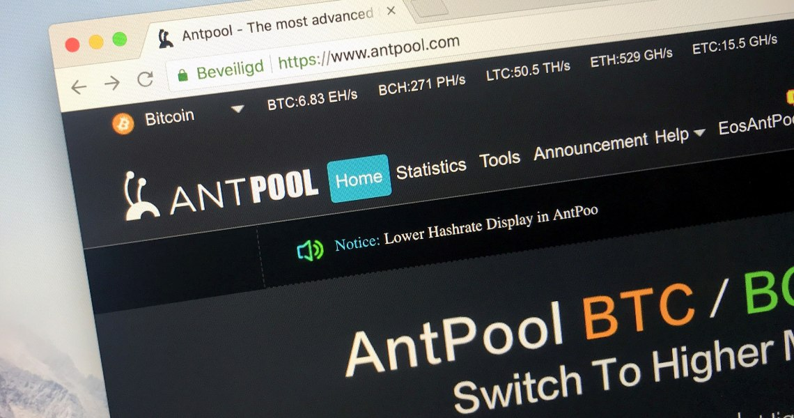 F2Pool and AntPool: who are they?