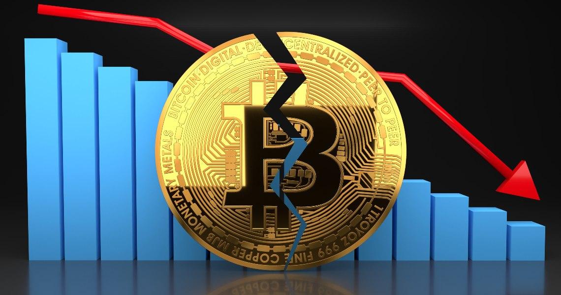 Strong pre-halving Bitcoin crash: the reason?