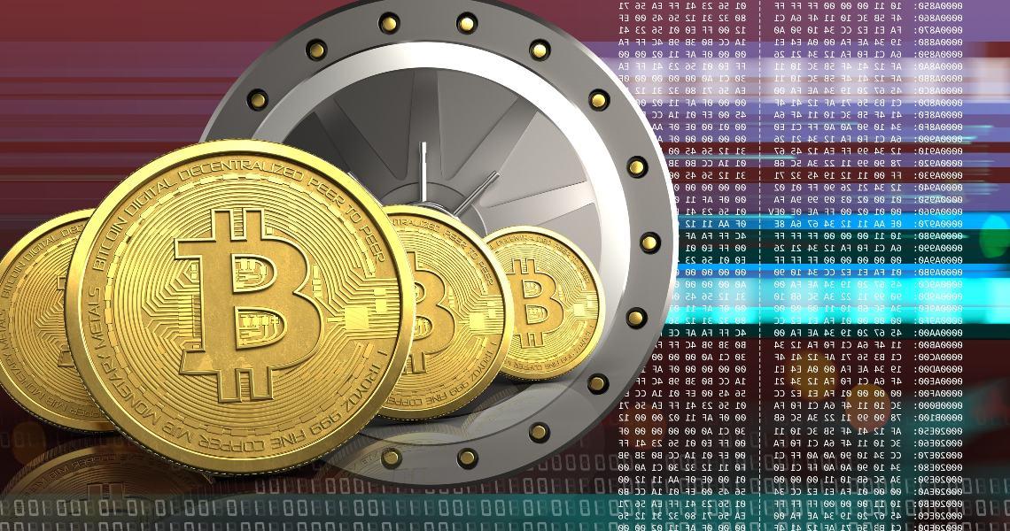 DeFi: How many bitcoin are locked?