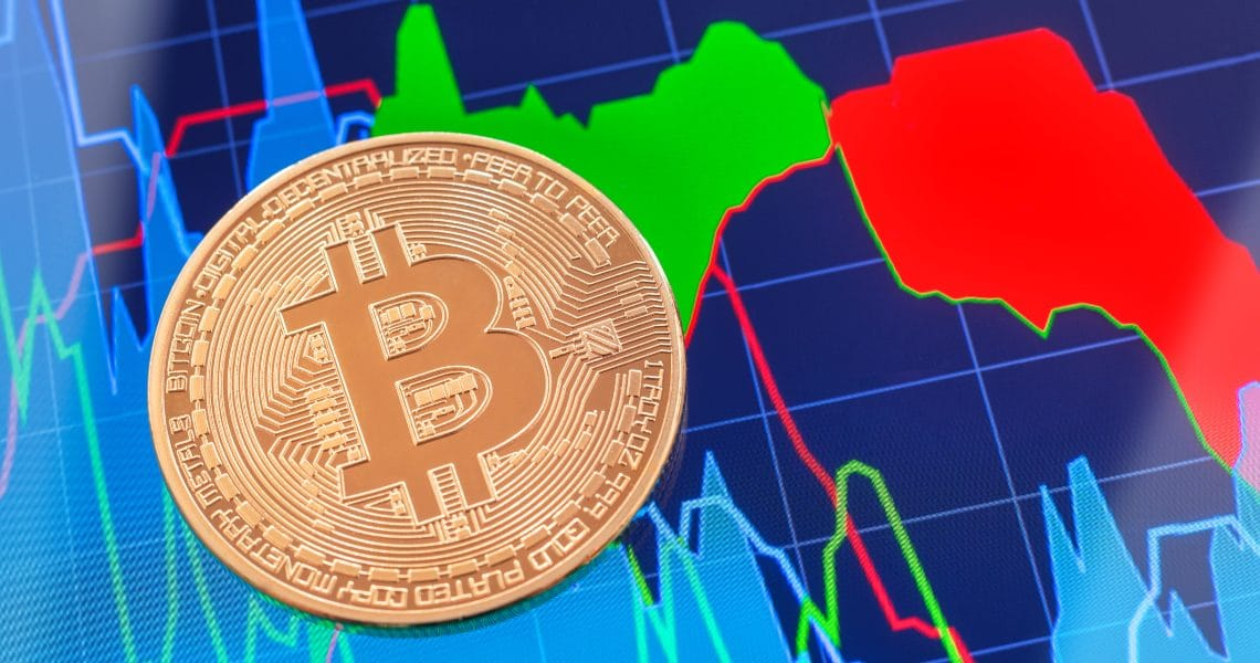 Bitcoin: very high trading volumes on BTC