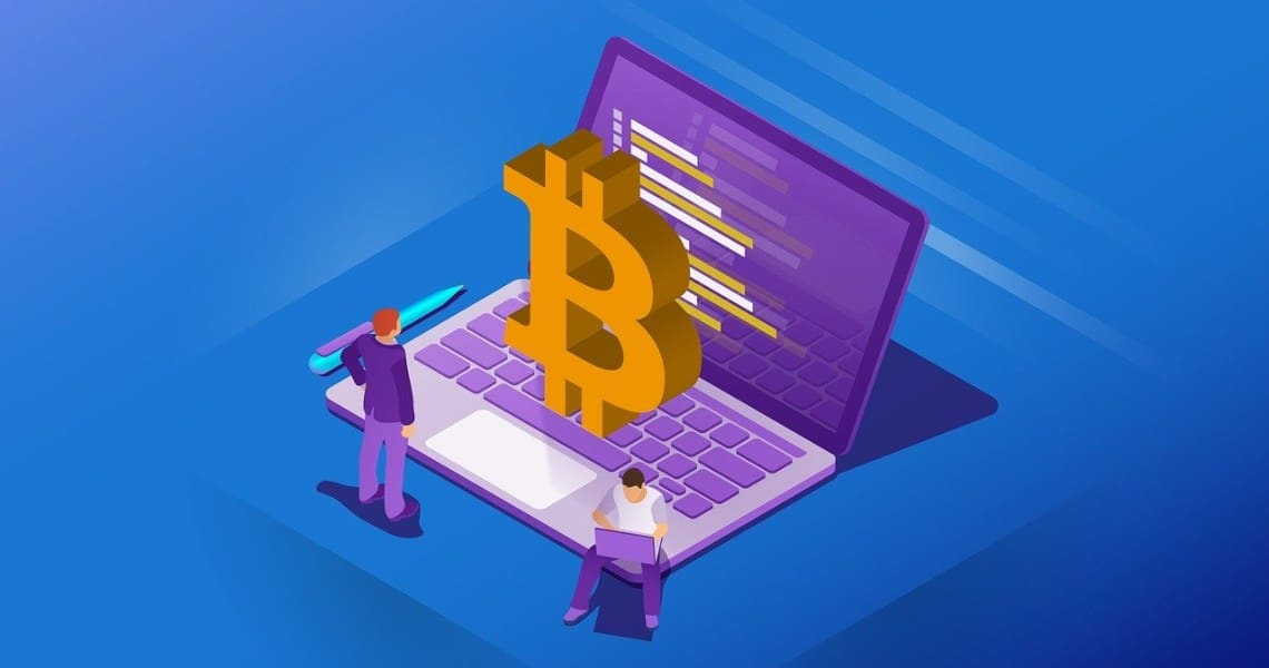 TradingView: BTC miners are selling