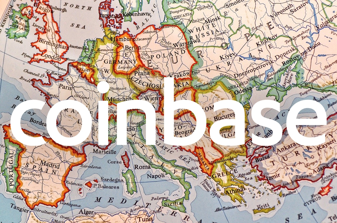 Coinbase launches staking in Europe