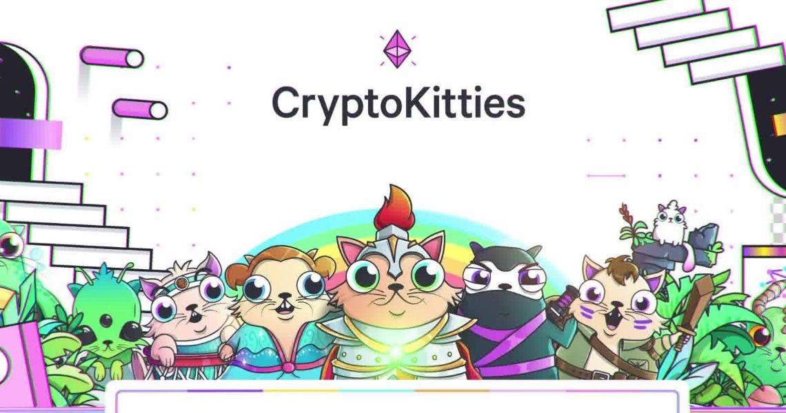 New CryptoKitties designed by Momo Wang are ready